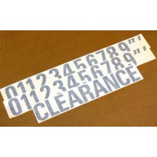 Clearance Graphics Kit