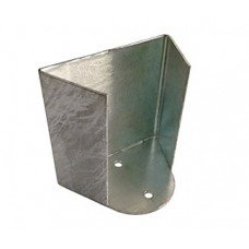 Metal Base for Media Bollard
